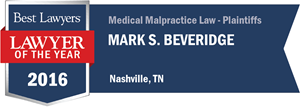 Best Lawyers - Mark Beveridge