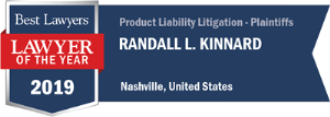 Best Lawyers - Randall Kinnard